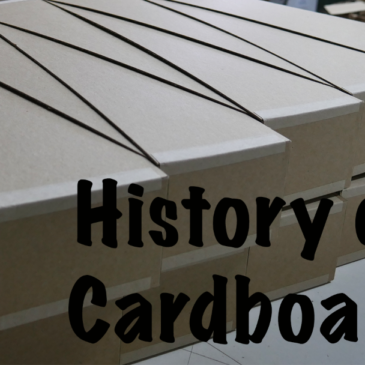 History of the Cardboard Box